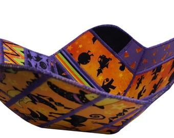 Decorative Halloween Bowl Reversible