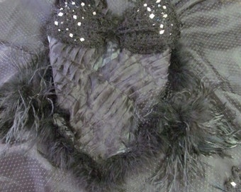 Couture Black Swan Costume