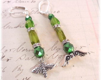 Birds and The Bees Earrings on Sale