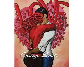 Love - Grafitti Series