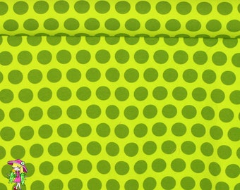 Knit Green pixie 1 yard cotton lycra