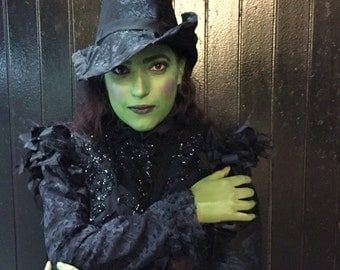 Elphaba Gown Inspired bythe Broadway Play Wicked
