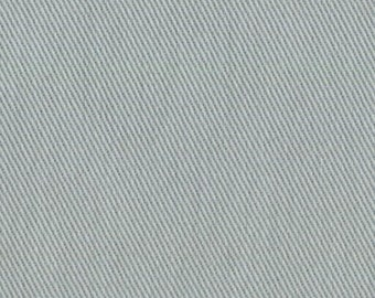 10 oz Brushed COTTON Twill Upholstery Slipcover Fabric LIGHT GRAY Home Decor Slipcovers Clothing