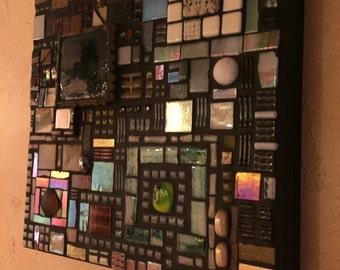 City Series Piece Mosaic Art