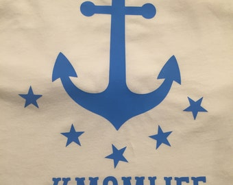 Custom t-shirts Nautical Theme
