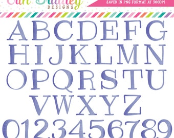 ON SALE Grape Clipart Alphabet Digital Scrapbooking Alpha Instant Download Commercial Use Clip Art