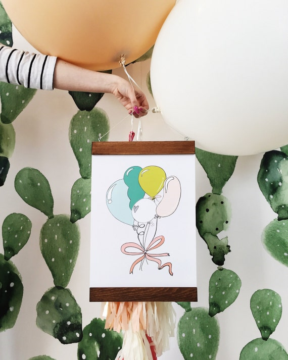 Balloons Poster