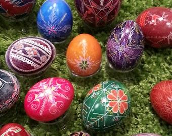 Ukrainian Egg ornaments