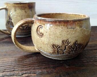 Cactus Mug - Desert Dreaming - Tea Cup - Coffee Mug