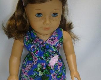 Summer Dress for American Girl