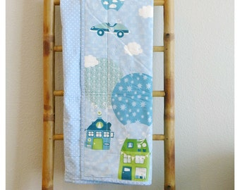 Toddler Modern Quilt | Artisan Hand Made | One Of A Kind | Ready To Ship