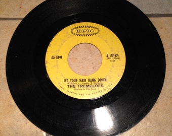 Silence Is Golden by the Tremeloes Record by Epic