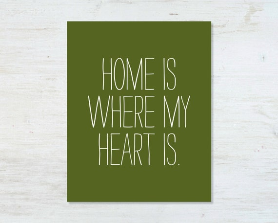 Home is Where My Heart Is poster
