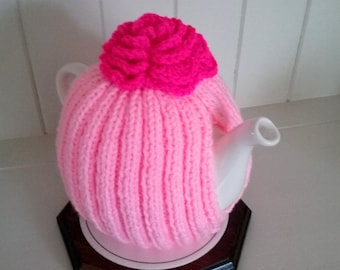 Knitted Teapot Cosy 6-8 cup A Medium Teapot