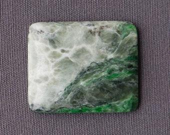 Serpentine Stone Cabochon
