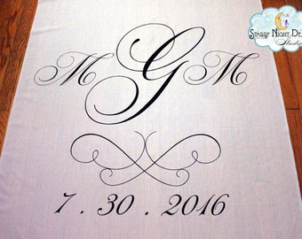 Aisle Runner, Wedding Aisle Runner, Custom Aisle Runner,  Quality Fabric Aisle Runner - Real Fabric - Will NOT Rip or Tear
