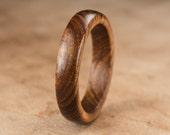 Size 12.75 - Tamboti Wood Ring No. 242