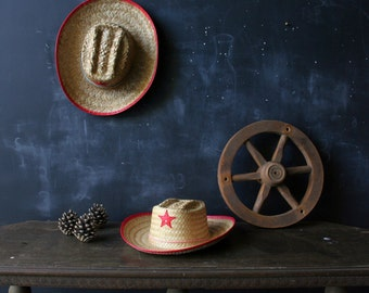 Vintage Cowboy Western Hats for kids From Nowvintage on Etsy
