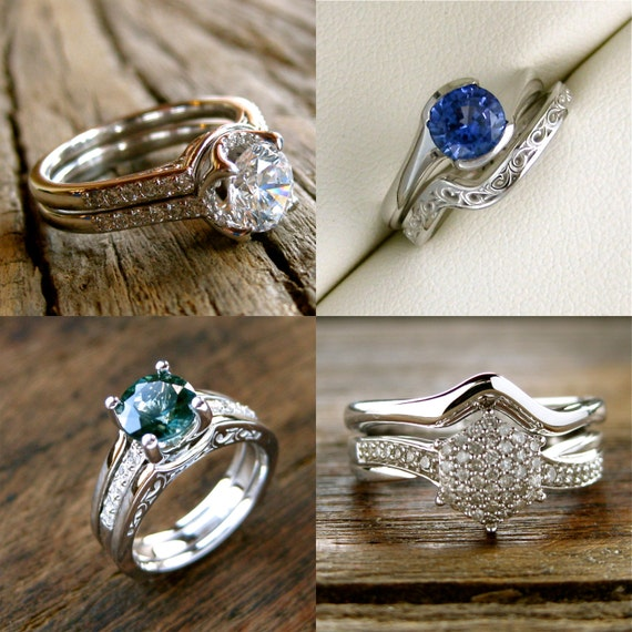 Order Your Custom Made or Matching Wedding Ring Here