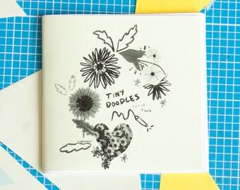 Tiny Doodles (issue 2) zine