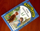 Vintage Puddle Lane Series Ladybird Book Two Green Ears Hardcover Glossy 1985