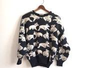 The Koala Sweater // Vintage Wool