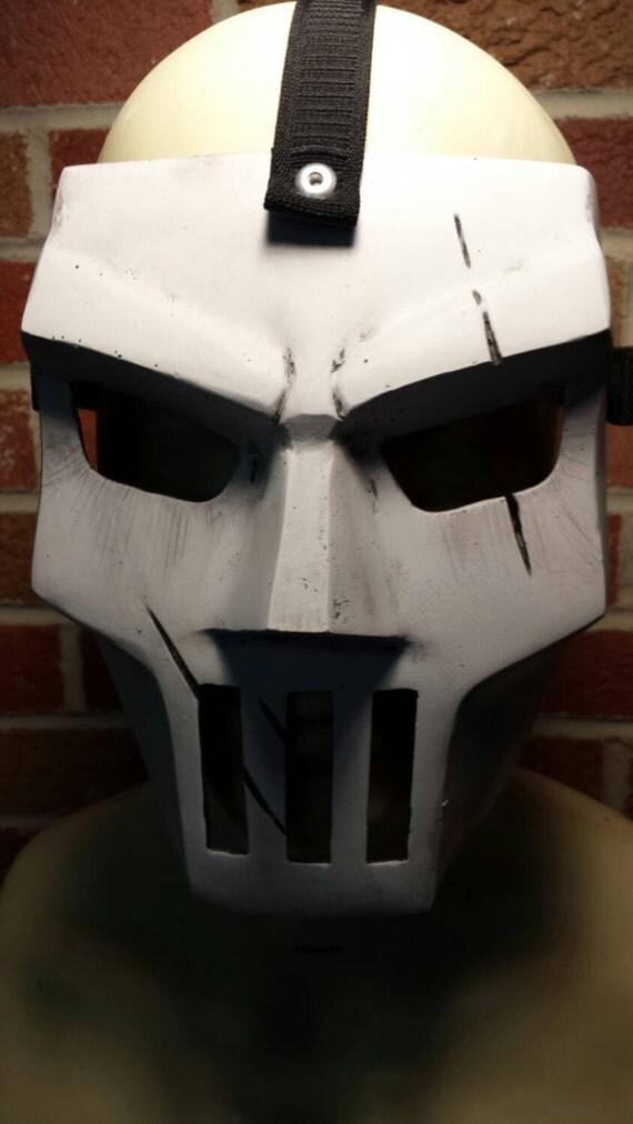 Casey Jones style fiberglass mask