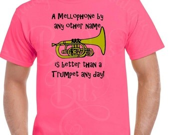 Mellophone is Better Than a Trumpet- Marching Band