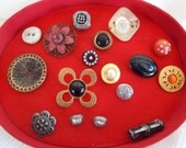 Vintage/Antique Buttons For Crafts