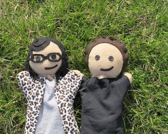 Custom Hand Puppet