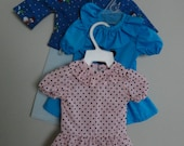 Lucy Van Pelt / Sally Brown and snow man pj American Girl Doll Clothes from You're a good man Charlie Brown