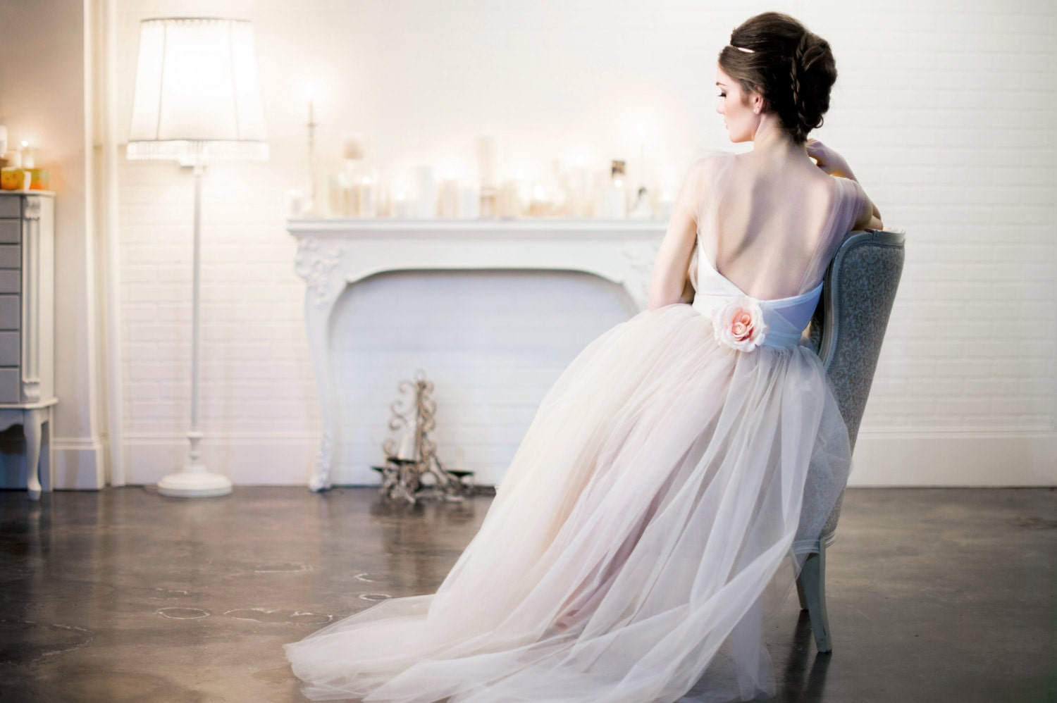 Modern Romance Wedding Dress : The modern romance wedding dress gown