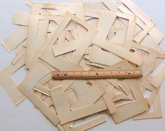 Antique Paper Scraps 1915