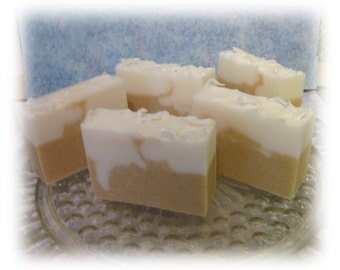 Oatmeal & Coconut Milk Soap bars