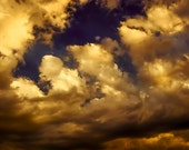Clouds Fire Glow Yellow Orange Night Sky Cloudy Storm Nature Rustic Cabin Lodge Photography
