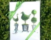 Topiary Trio