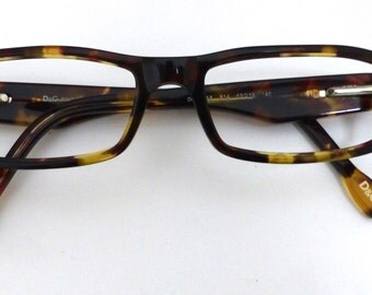 Vintage Dolce Gabbana Eyeglass frames  Tortoise dg1168 Unisex