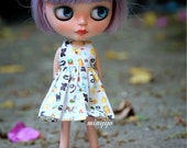 Blythe Cotton Dresses Type A