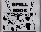 GRAVEYARD Dust SPELL Book