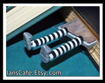 Silver Shoe Wicked Witch Bookmark -Etsy Original - Legs Bookmark