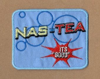 Nas-Tea Patch - Idiocracy