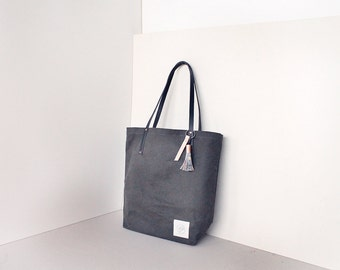 San Miguel Tote - Army Canvas