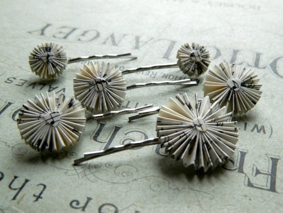 Decorative bobby pins wedding hair accessories by - Decorative hair slides ...
