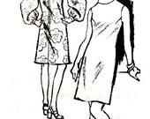 Mr. Blackwell 1960's Vintage Sheath Pattern Sz 12 (Bust 34) Reader Mail M391