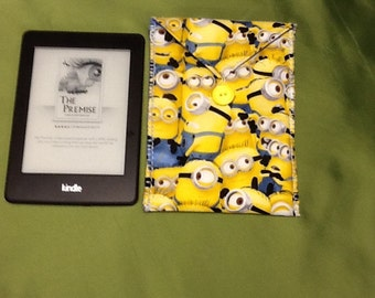 Kindle Cover - Minions - Star Wars - Dr. Who - Tablet - Laptop - Cell Phone