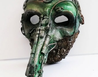decayed long nose   cosplay mask
