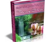 Feng Shui PDF EBook Package - Set of 4 eBooks