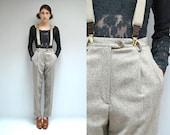 Ralph Lauren Pants  //  Cashmere Wool Pants  //  THE AGATE