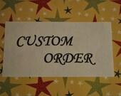 Kim-Custom Order-Final payment-step stool