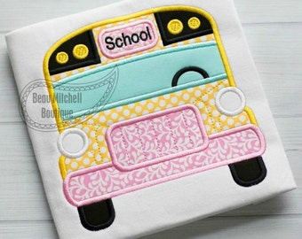 Chunky school bus